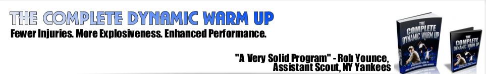 dynamic warmup
