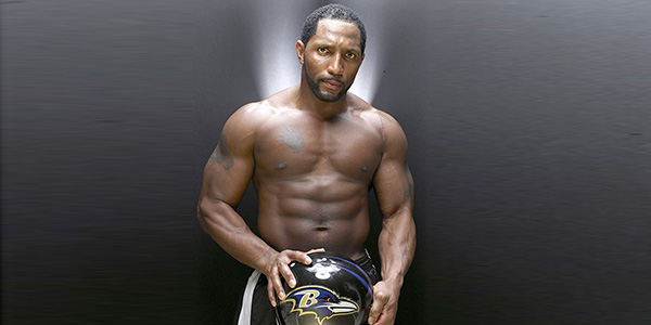 Ray Lewis Workout