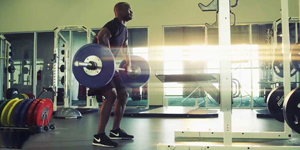Adrian Peterson Workout