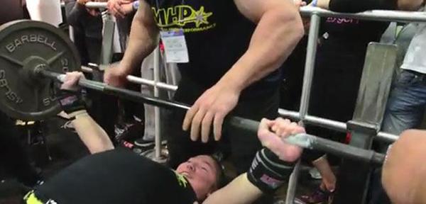 Proper Bench Press Technique