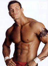 randy orton workout