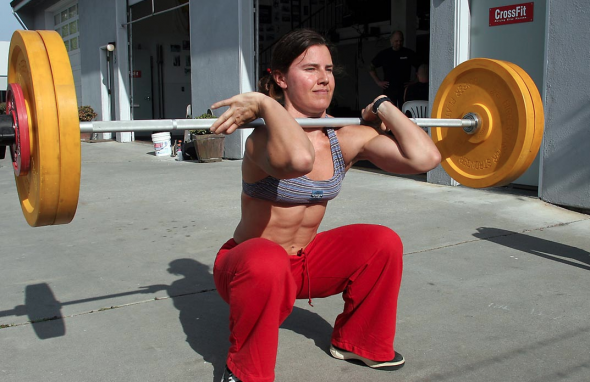 front-squat-form