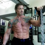 stallone ab workout