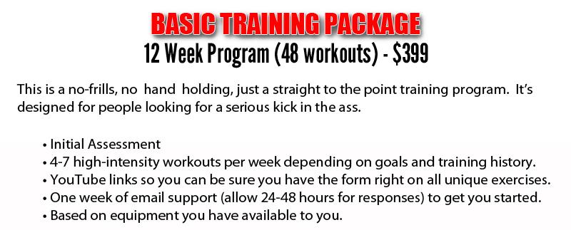 Training-Package-Basic