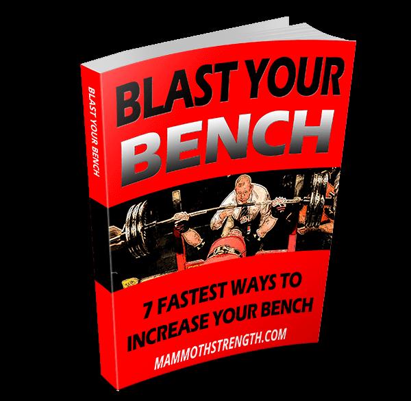 Mammoth Strength Bench Press PDF