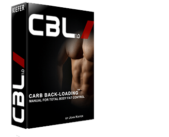 Carb Back-Loading Book