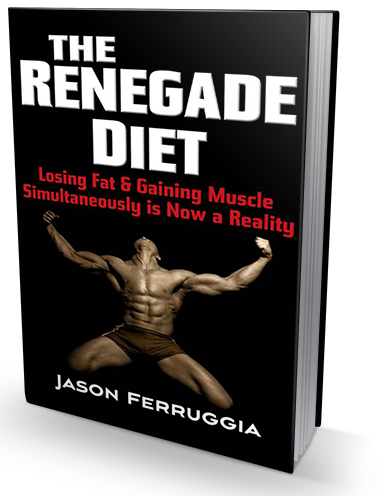 Renegade Diet Book