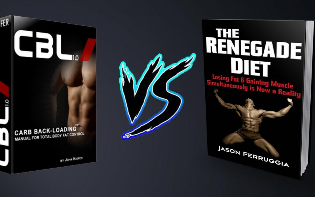 Carb Backloading vs. Renegade Diet